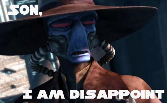 Son, I am disappoint by Smurfwizard