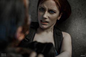 Jill Valentine - Last Escape 4 by Narga-Lifestream