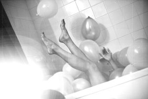 House of balloons by Jason-Little