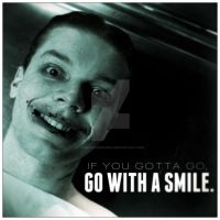 Jerome Valeska | Go With A Smile by TheRiddlerEnigma