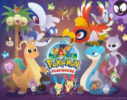 Pokemon Playhouse