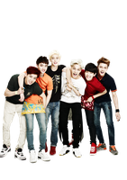 [PNG 43] EXO for Kolon Sport cf 04 by exotic-siro