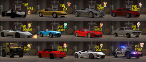 Chinese Car Zodiac 2 by Harejules