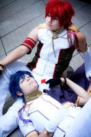UtaPri - beat the world by stormyprince