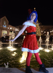 Christmas Levy by MouseyCosplay