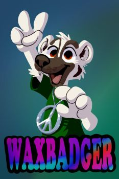 WaxBadger Badge by Kipper (FC 2018) by The-WaxBadger