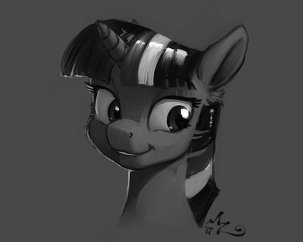 Daily Doodle 416 by Amarynceus