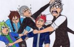 Another Draw the Squad-  The 13 by TitanSayan