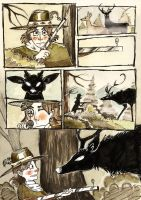 The Hunter And The Hunted - Page 2 by Inky-Shade