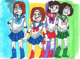 Sailor Beatles by Strabius