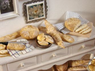 Some more bread by PetitPlat