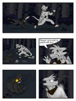 Realm Quest Chapter 1 Page 33 by EeveesAndDragons