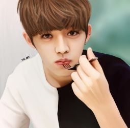 S.Coups (SEVENTEEN) by TYV-ART