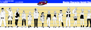 Character Height Sheet (no color) by tahonard