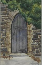door by Shawana
