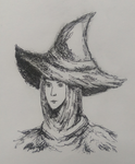 Yuria, the Witch by Hewison