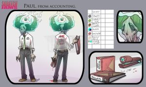 SkratchJams - Paul, from accounting by BrotherBaston