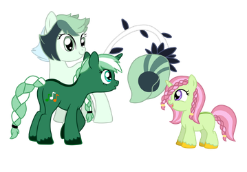 CE - Never seen a pony like this before... by Runya-Isamu