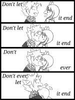 Nalu: Don't Let It End 1/5 by xxwaterdragonxx