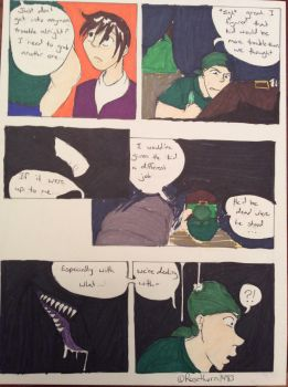 Black Rose page 8 by Rosethorn1483