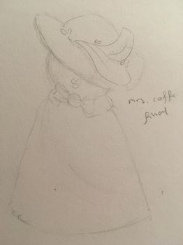 Mrs Toffe Coffee by Temmious