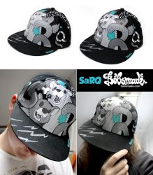 Wolves Cap by Bobsmade