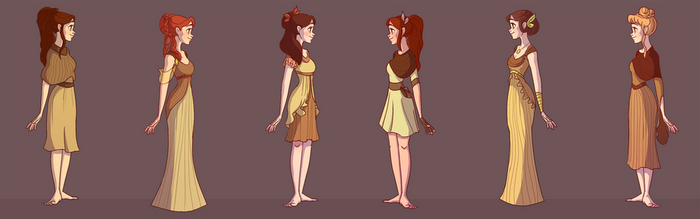 Outfits! by snarkies