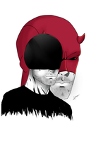 Daredevil by KevinG-art