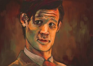 Doctor Eleven by Montaneous