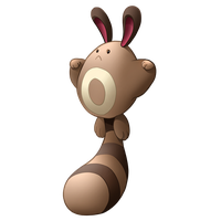 Pokemon 161 - Sentret