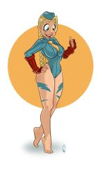 Quick Cammy Color by TheCosbinator