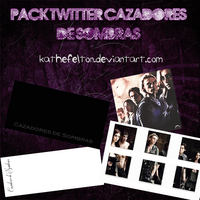 Pack Twitter Cazadores de Sombras by KatheFelton