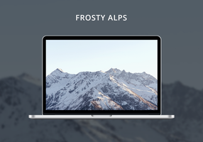 Frosty Alps by CarlKempe