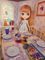 Christmas Fayre at Puppen Haus by LittlestSweetShop