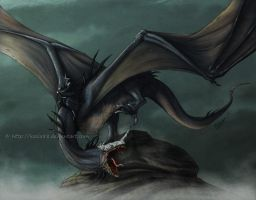 Nazgul colored by Sythgara