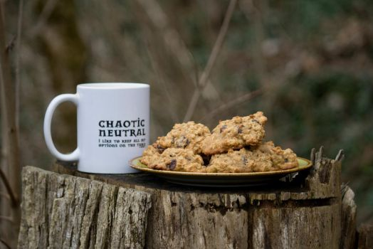 Hearty Oat Cookies by cedarlili