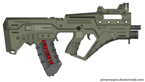 SPW 'Operator' TAR-21 SG by Robbe25