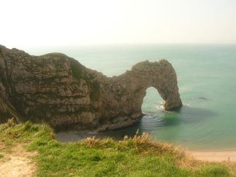 Durdle Door by isawien-ilmen