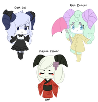 (CLOSED) Yamii Common Adopts by x-SpookyBoo-x