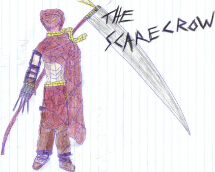 The ScareCrow by ExionSlade