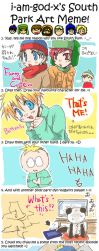 South Park Meme by sakurapanda