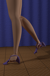 Leghandra's New Shoes 1 by skin2279