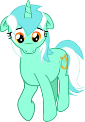 Vector Lyra Heartstrings02 by Malte279