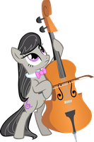 Octavia aka Cello Pony by Sansbox