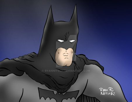 I'm Batman - Ryan R. Nitsch by RyanNitsch
