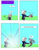 If Fire Emblem was more like Pokemon - Eggs by GrayComputer