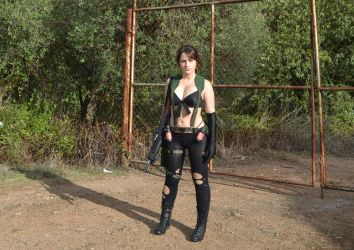 Quiet cosplay by Val-Raiseth
