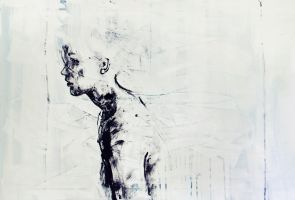 to stay motionless by agnes-cecile