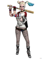 Injustice 2 (IOS): Suicide Squad Harley Quinn. by OGLoc069