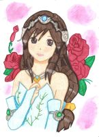 Princess of Alexandria by ClaireRoses by ClaireRoses